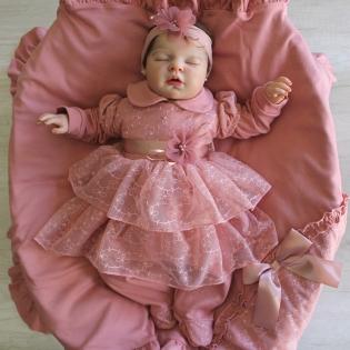 Saída de Maternidade Baby Charm Daiane Rosê